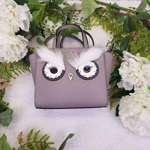 Kate Spade owl purse, nwt